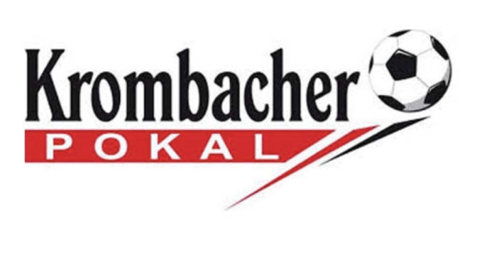1. herren KrOmbacher  Kreispokal 2. Runde
