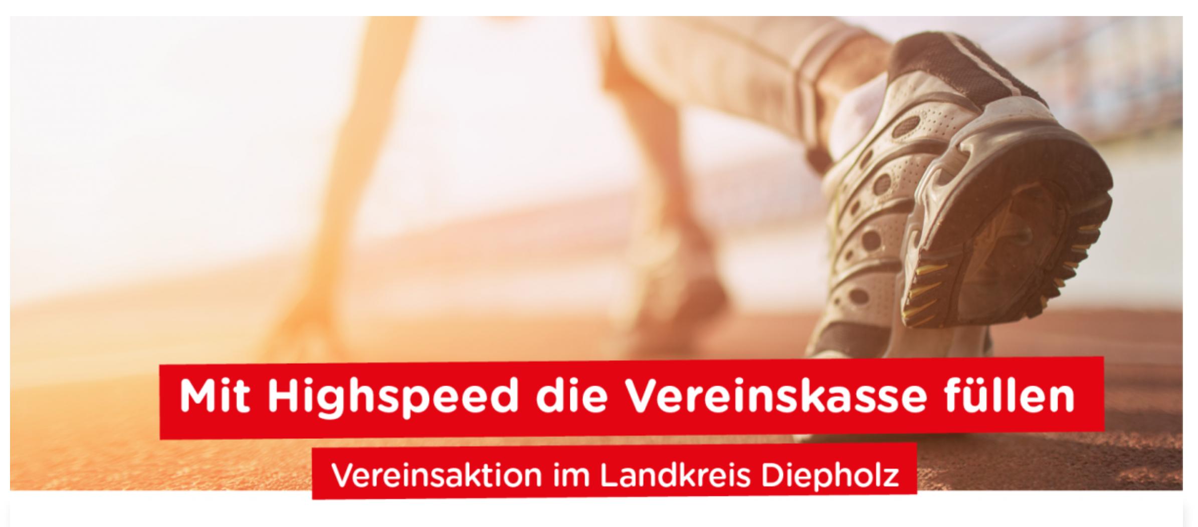 nordischnet | Mit Highspeed die Vereinskasse füllen!